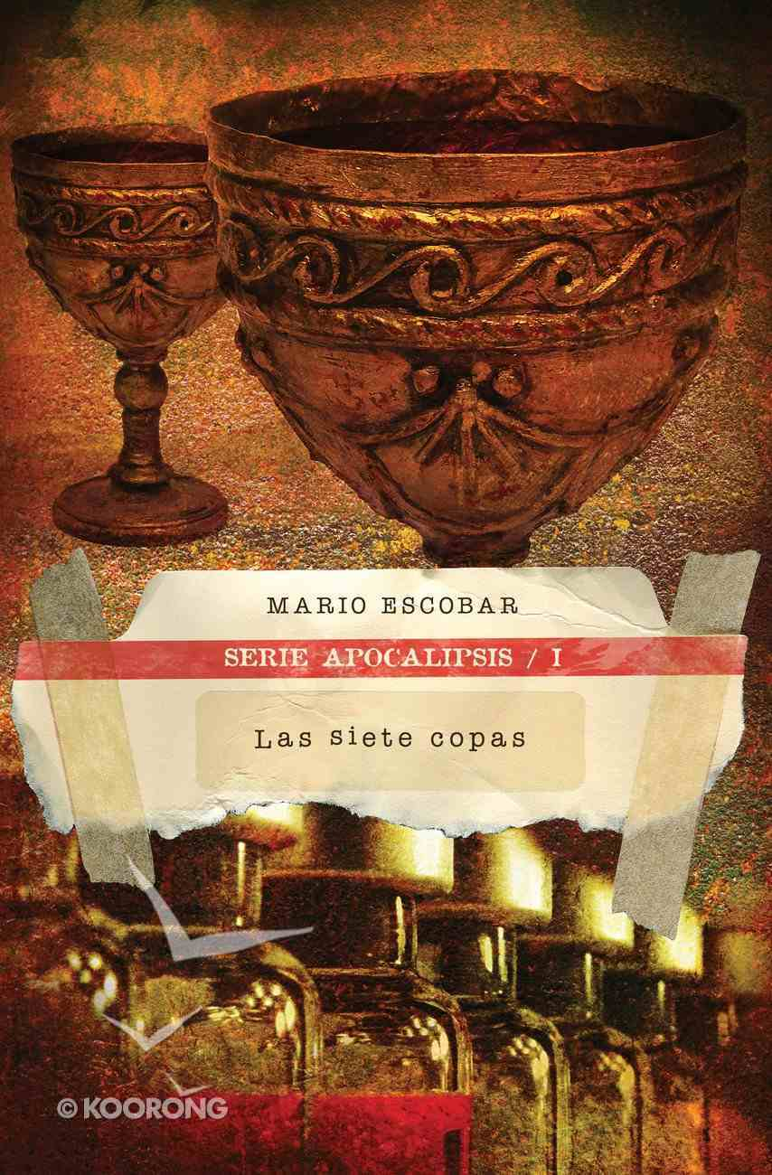 Las Siete Copas (Spanish) (Spa) (Seven Cups, The) eBook