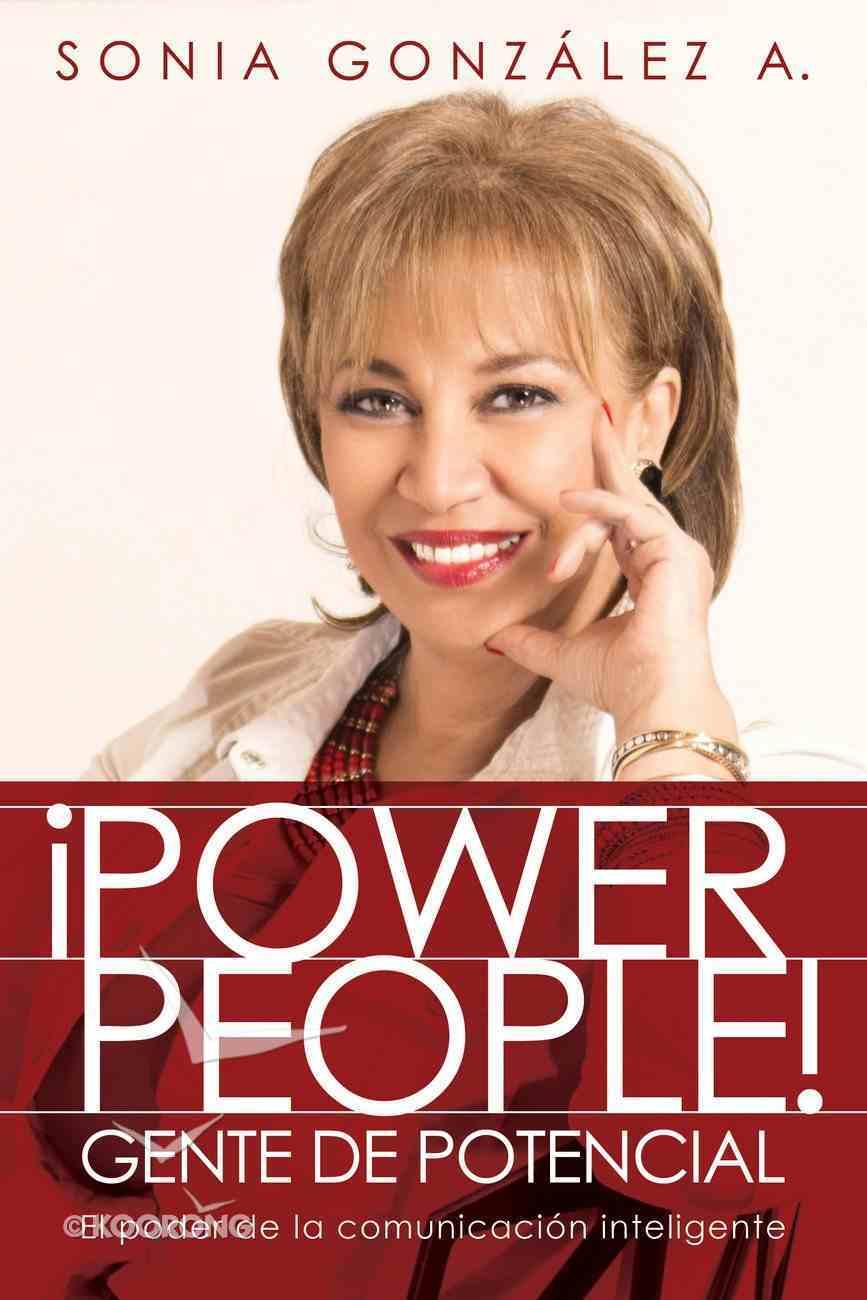 Power People! Gente De Potencial eBook