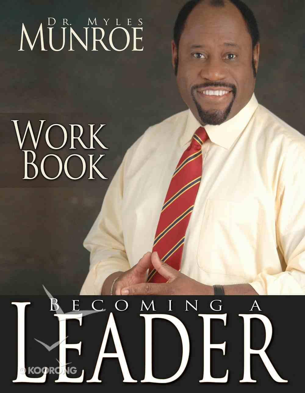 Becoming a Leader Workbook eBook