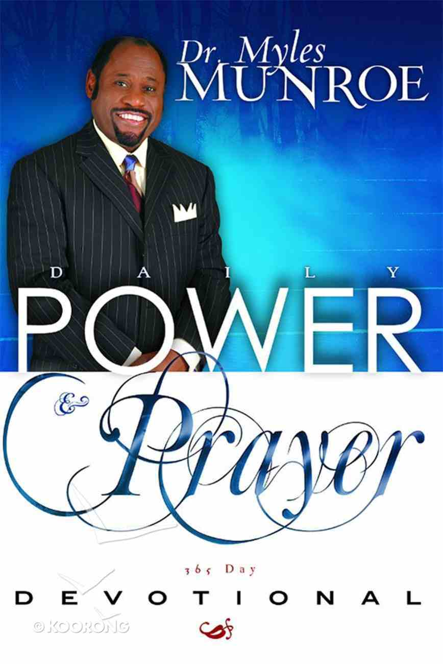 Daily Power and Prayer Devotional eBook