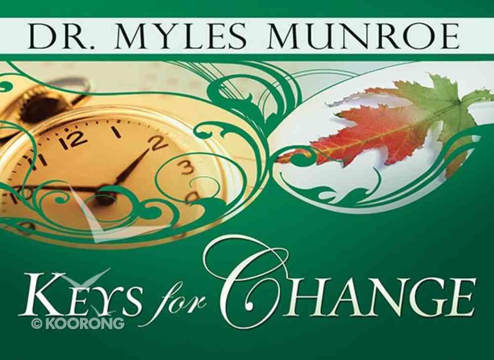 Keys For Change eBook