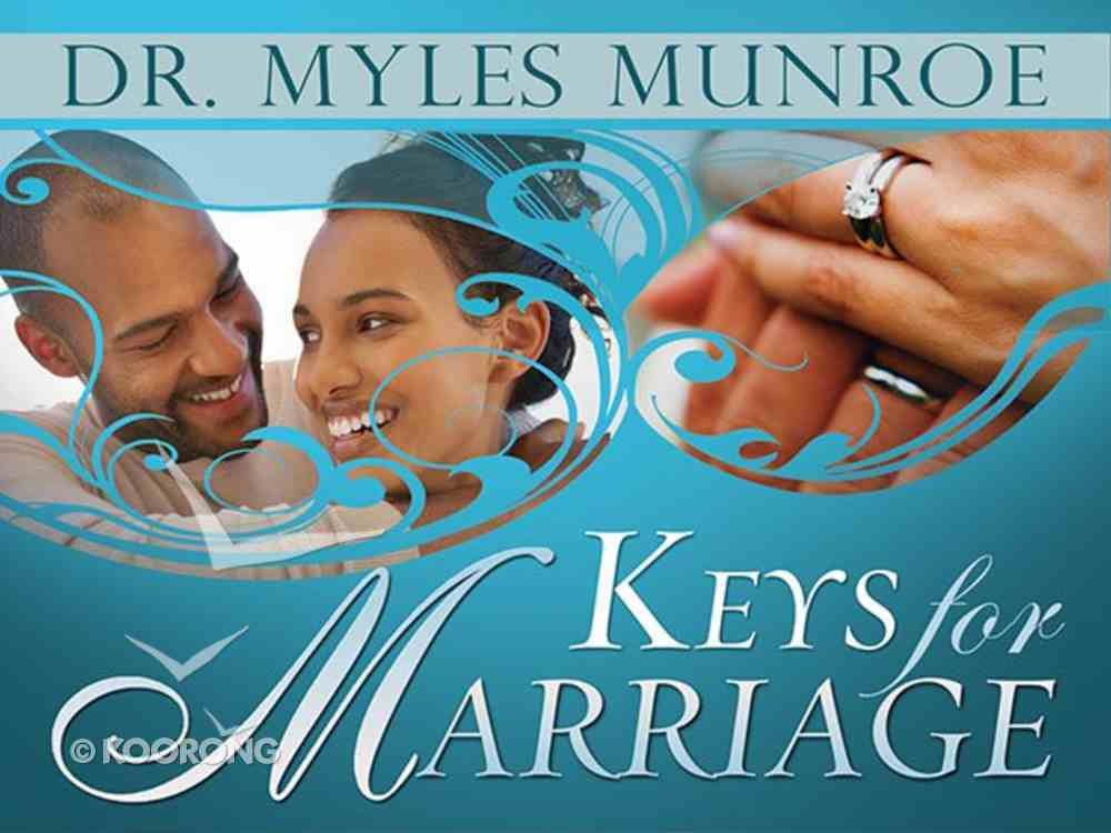 Keys For Marriage eBook
