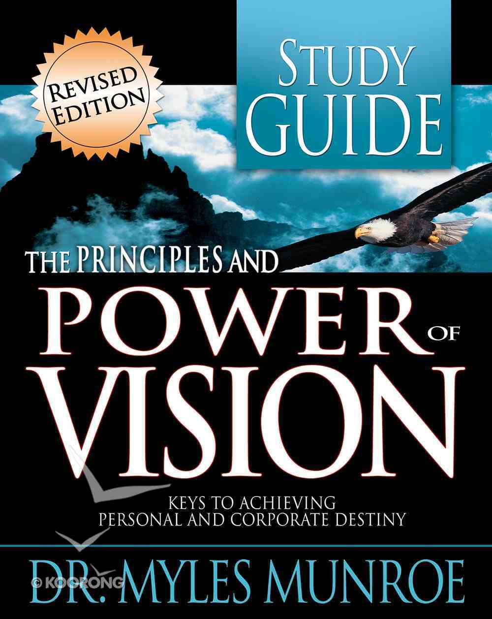 Principles and Power of Vision (Study Guide) eBook