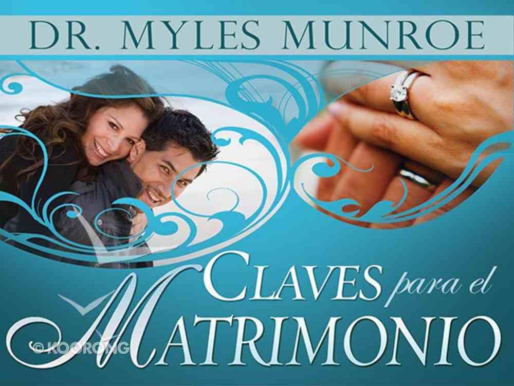 Claves Para El Matrimonio (Spa) eBook