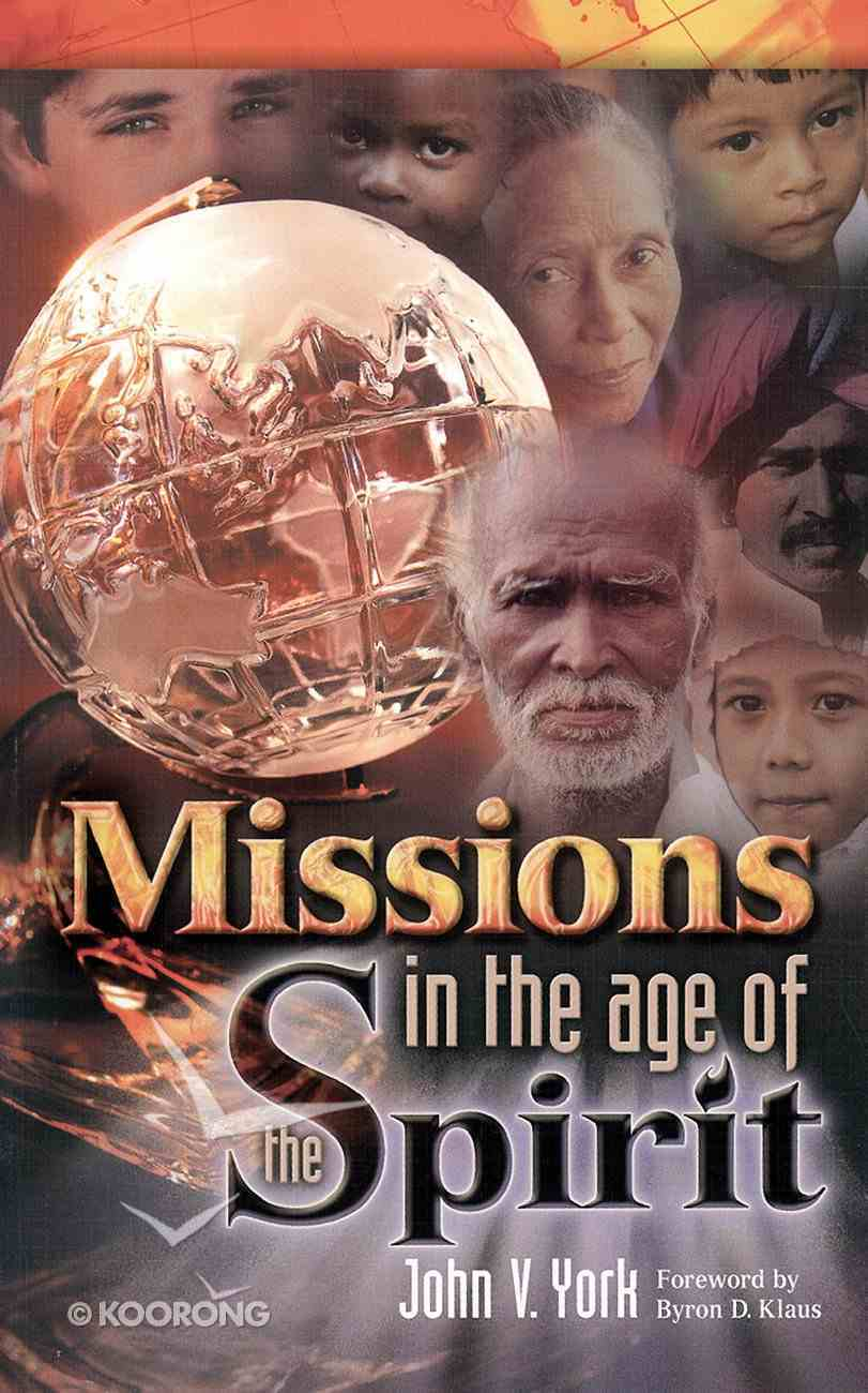 Missions in the Age of the Spirit eBook