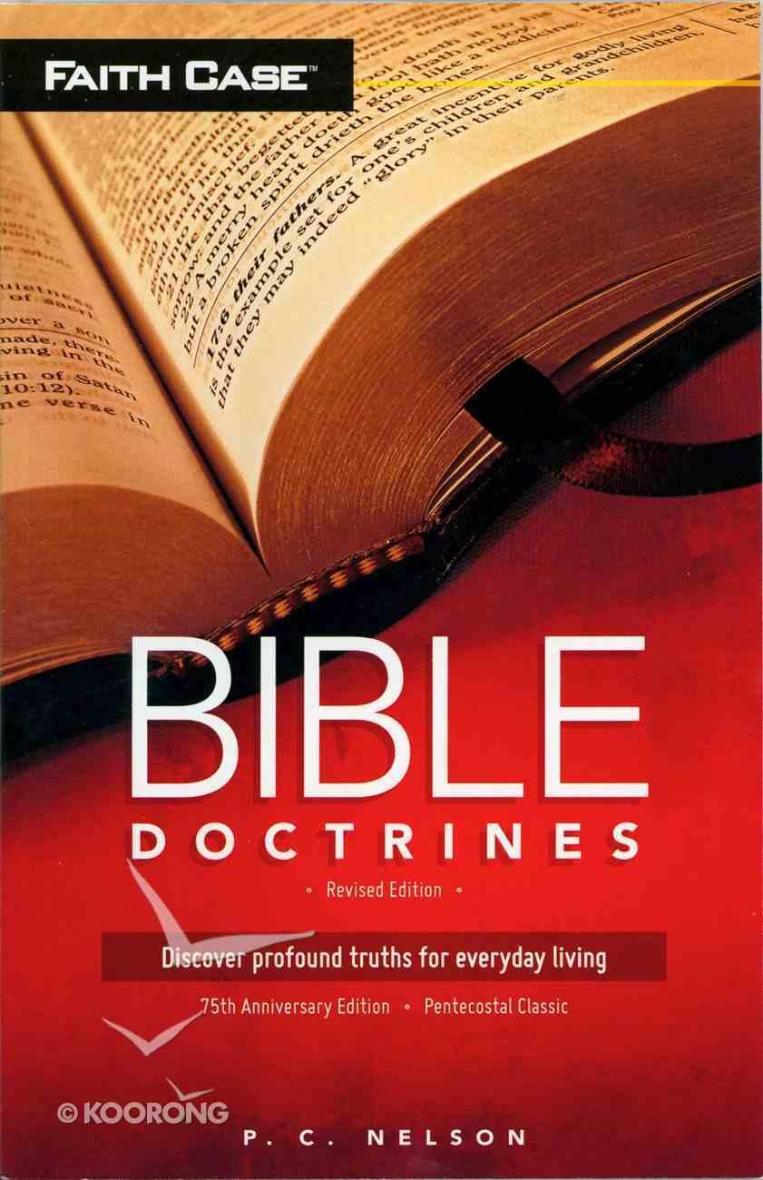 Bible Doctrines eBook