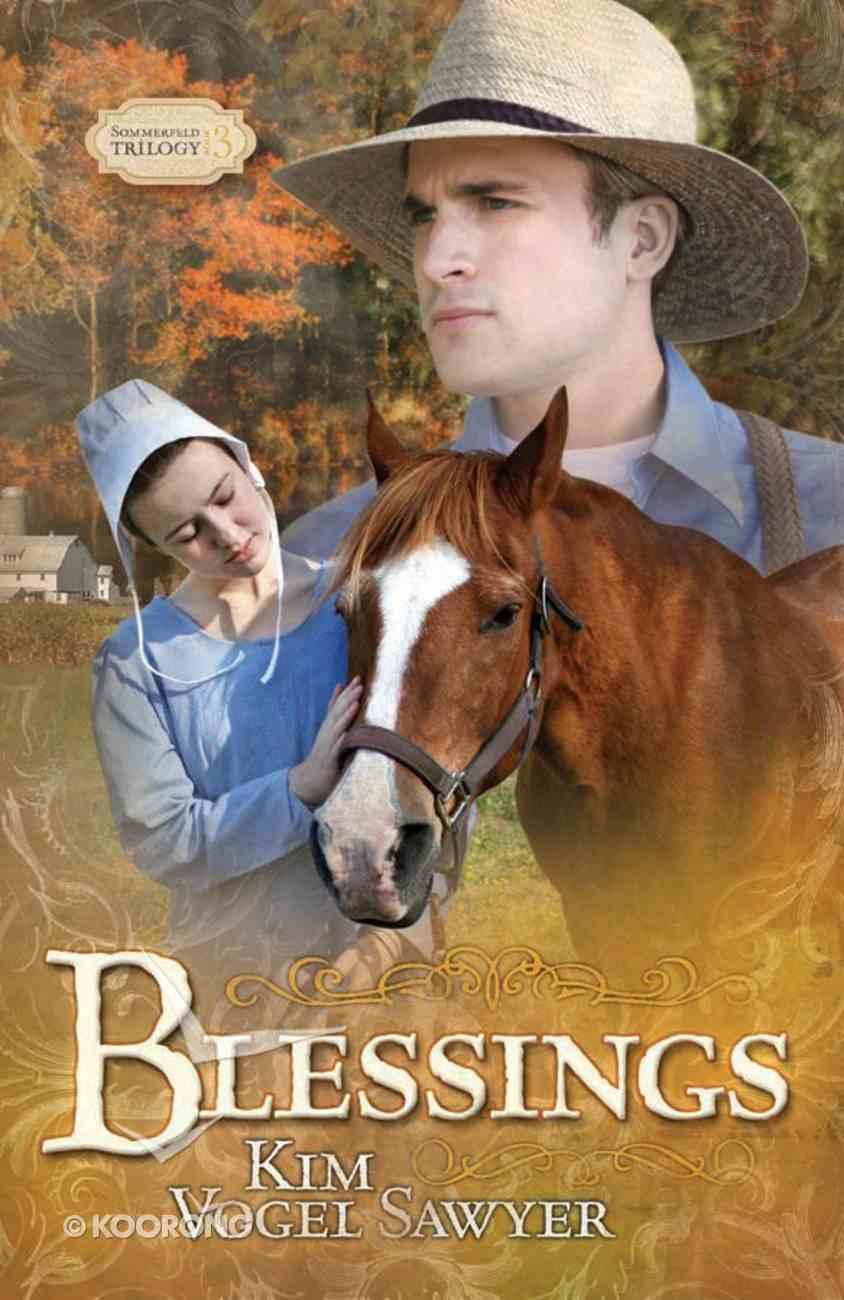 Blessings (#03 in Sommerfeld Trilogy Series) eBook