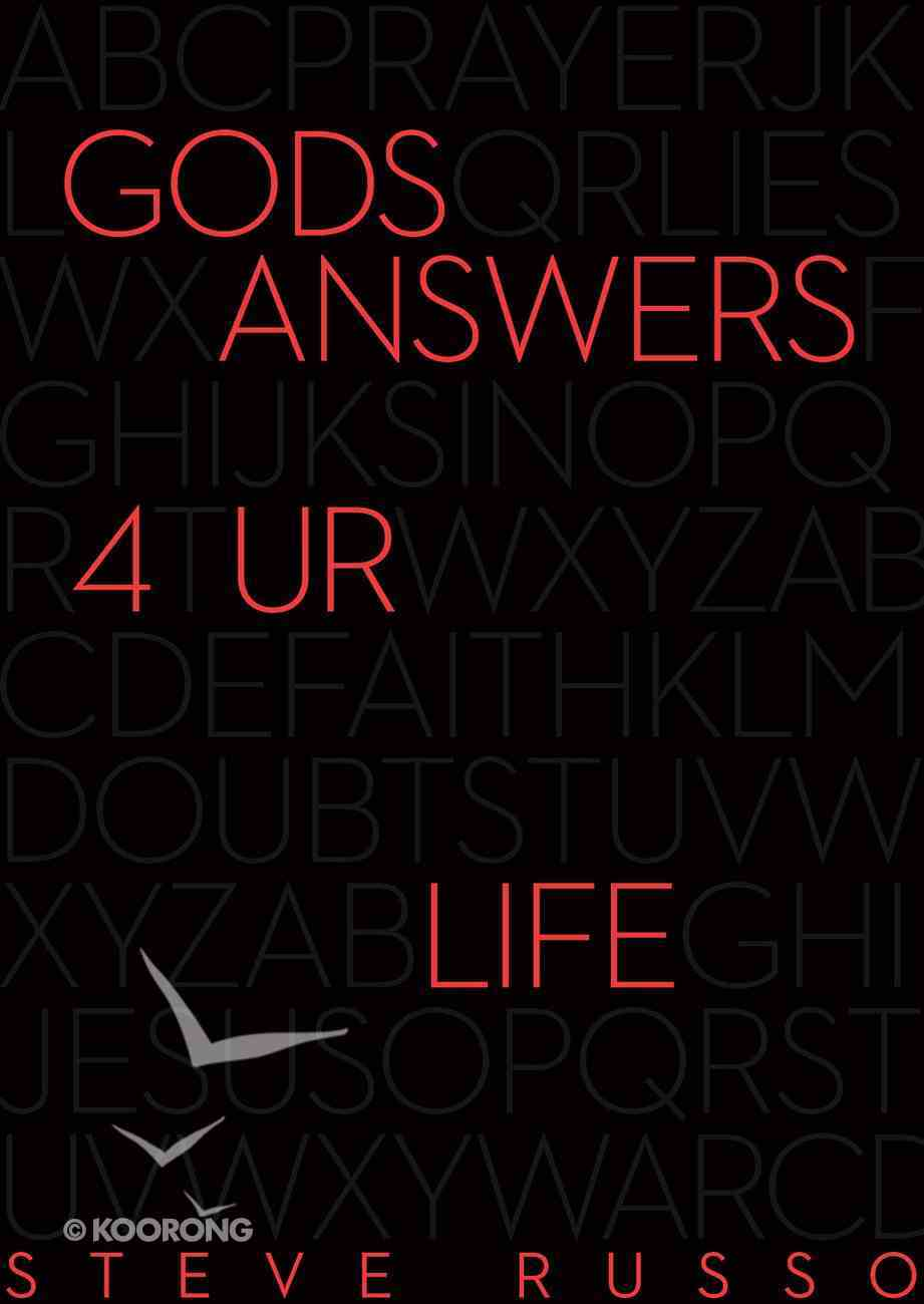 God's Answers For Ur Life: Wisdom For Everyday (Thrive) eBook