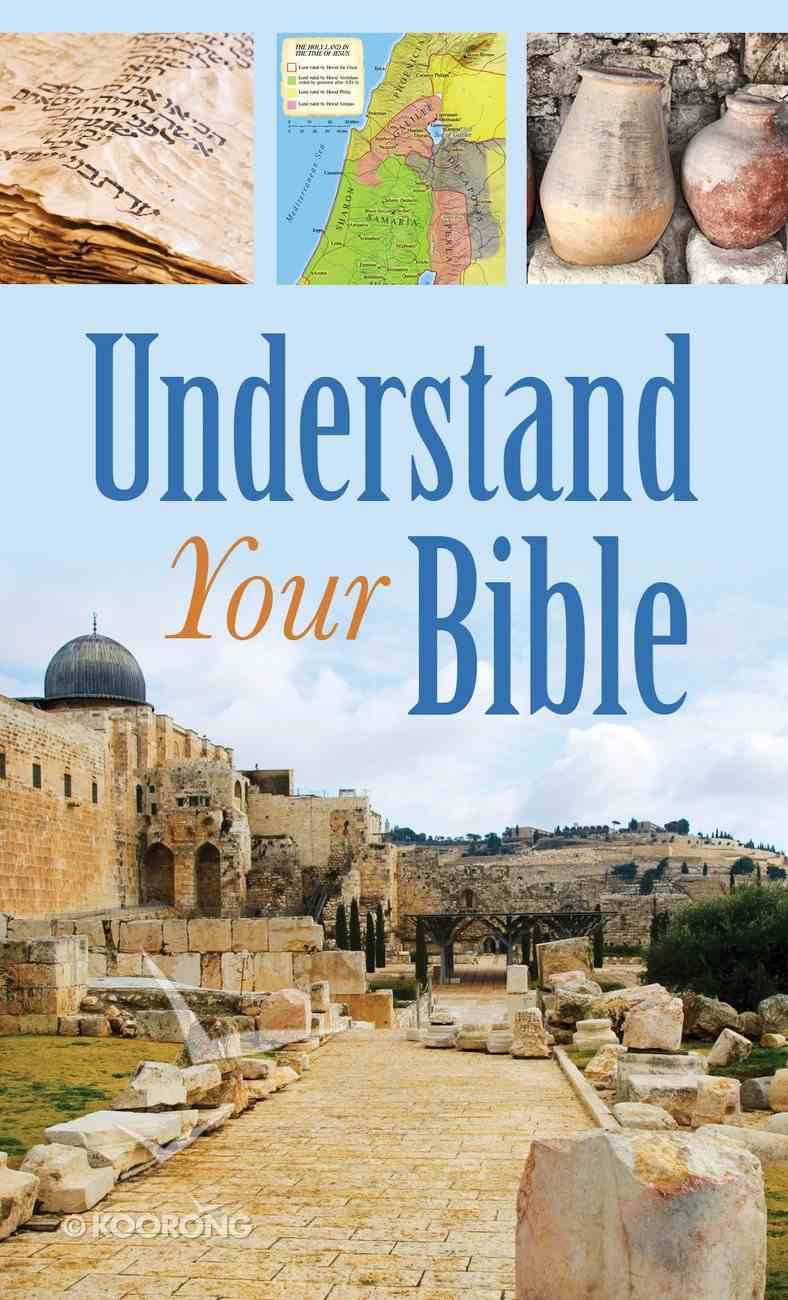 Understand Your Bible eBook