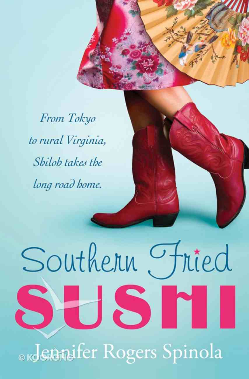 Southern Fried Sushi (#01 in Southern Fried Sushi Series) eBook