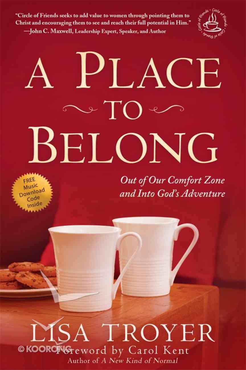 A Place to Belong eBook