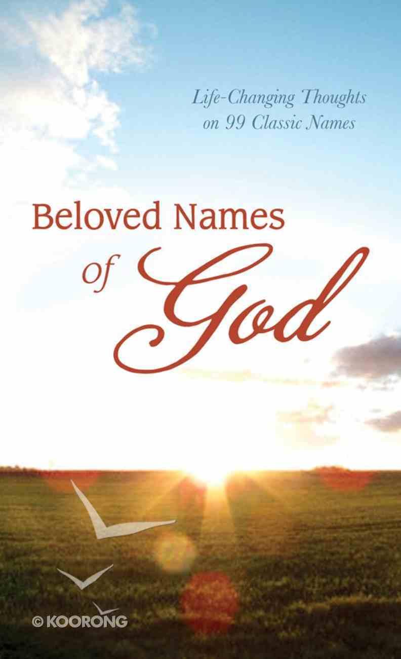 Beloved Names of God eBook