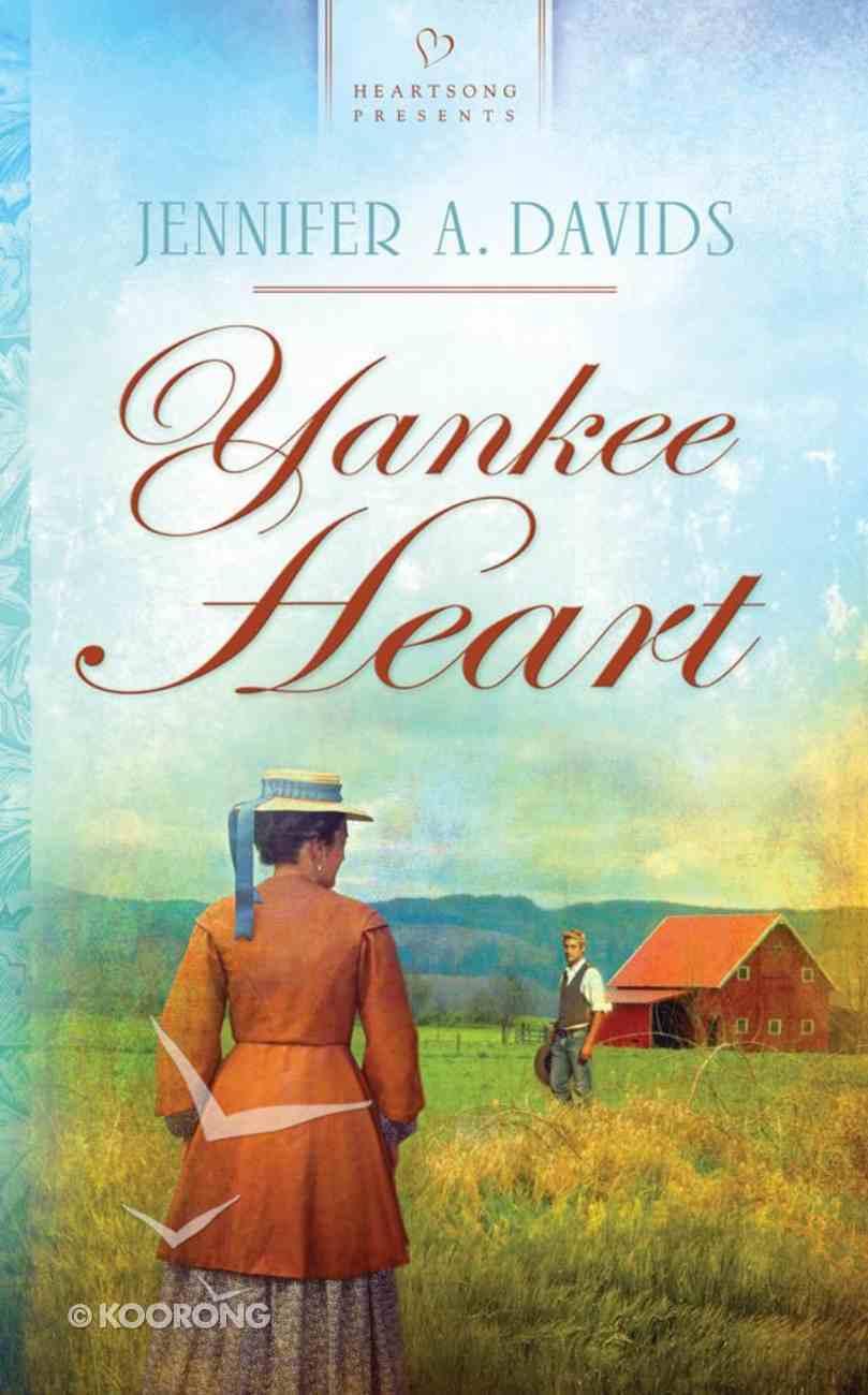 Yankee Heart (Heartsong Series) eBook