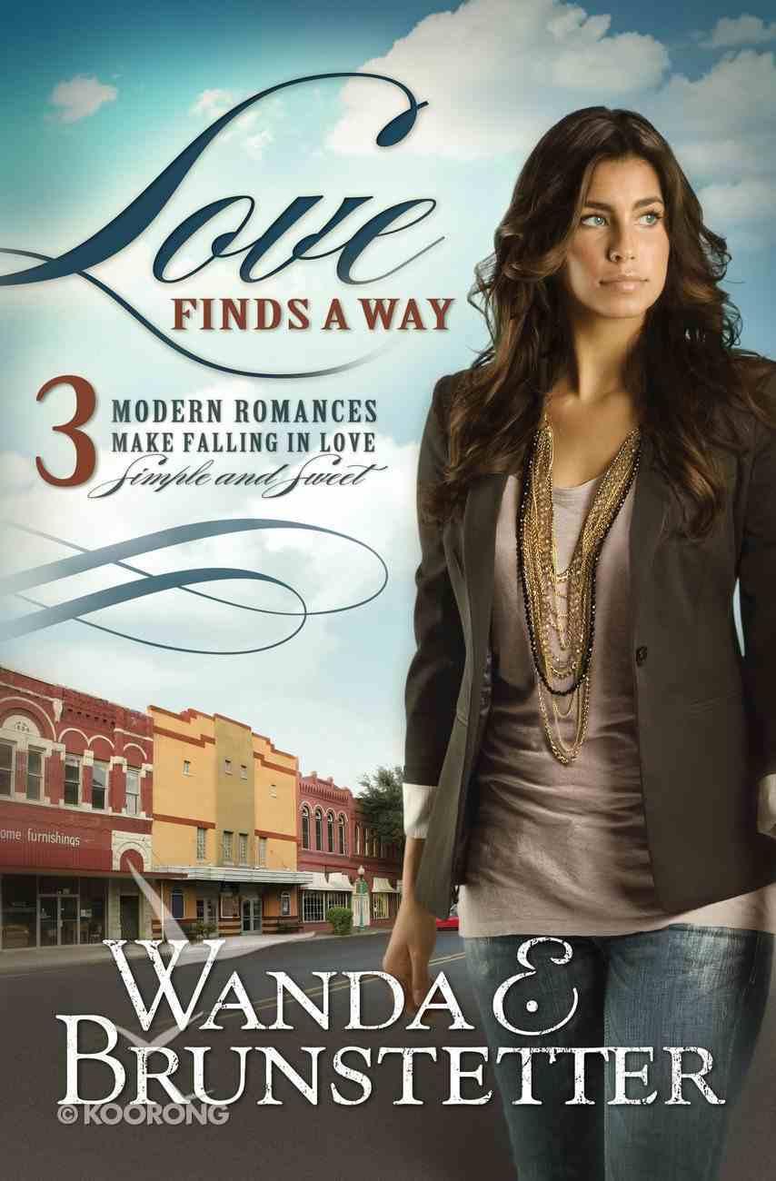 3in1: Love Finds a Way eBook