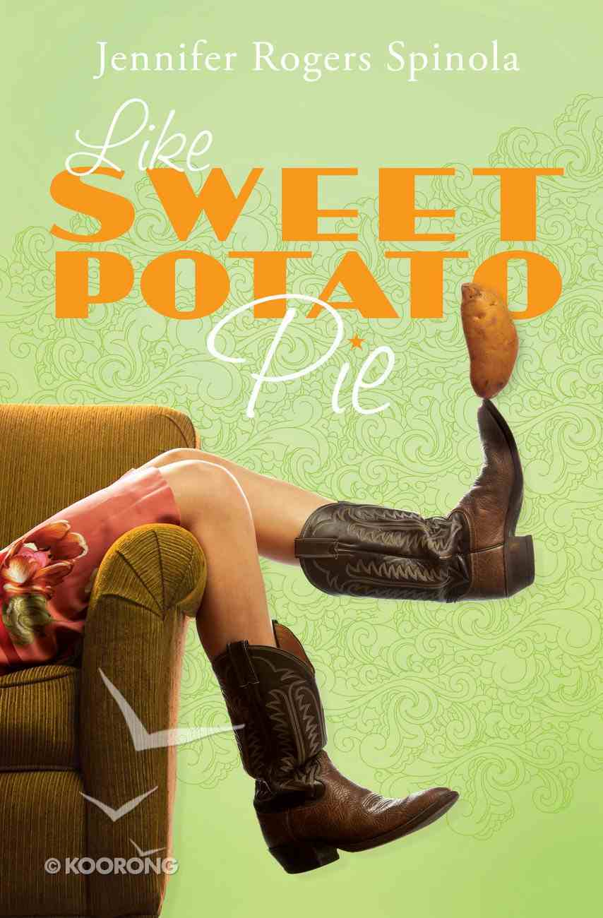 Like Sweet Potato Pie (#02 in Southern Fried Sushi Series) eBook