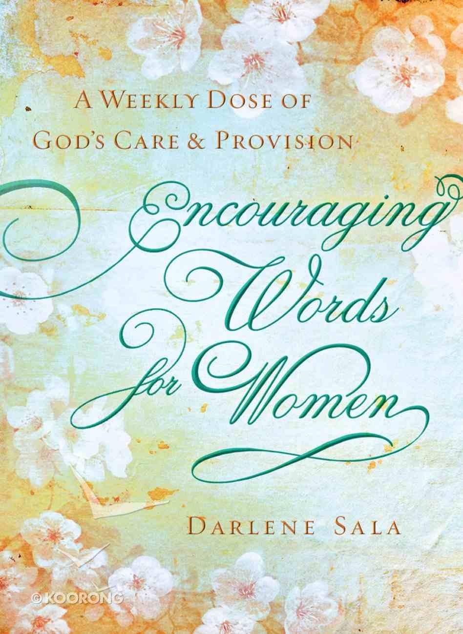 Encouraging Words For Women eBook