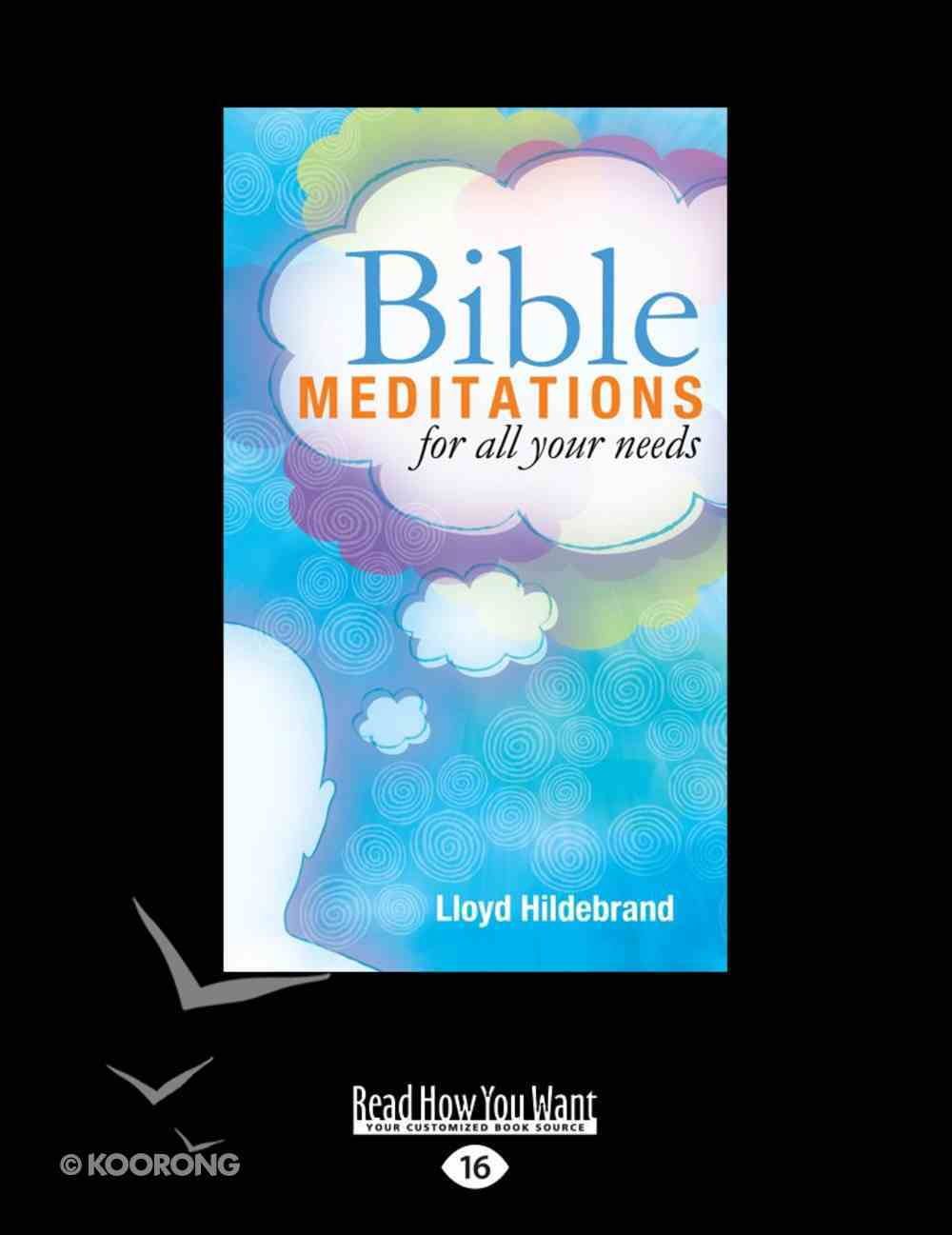 Bible Meditations For All Your Needs Mass Market