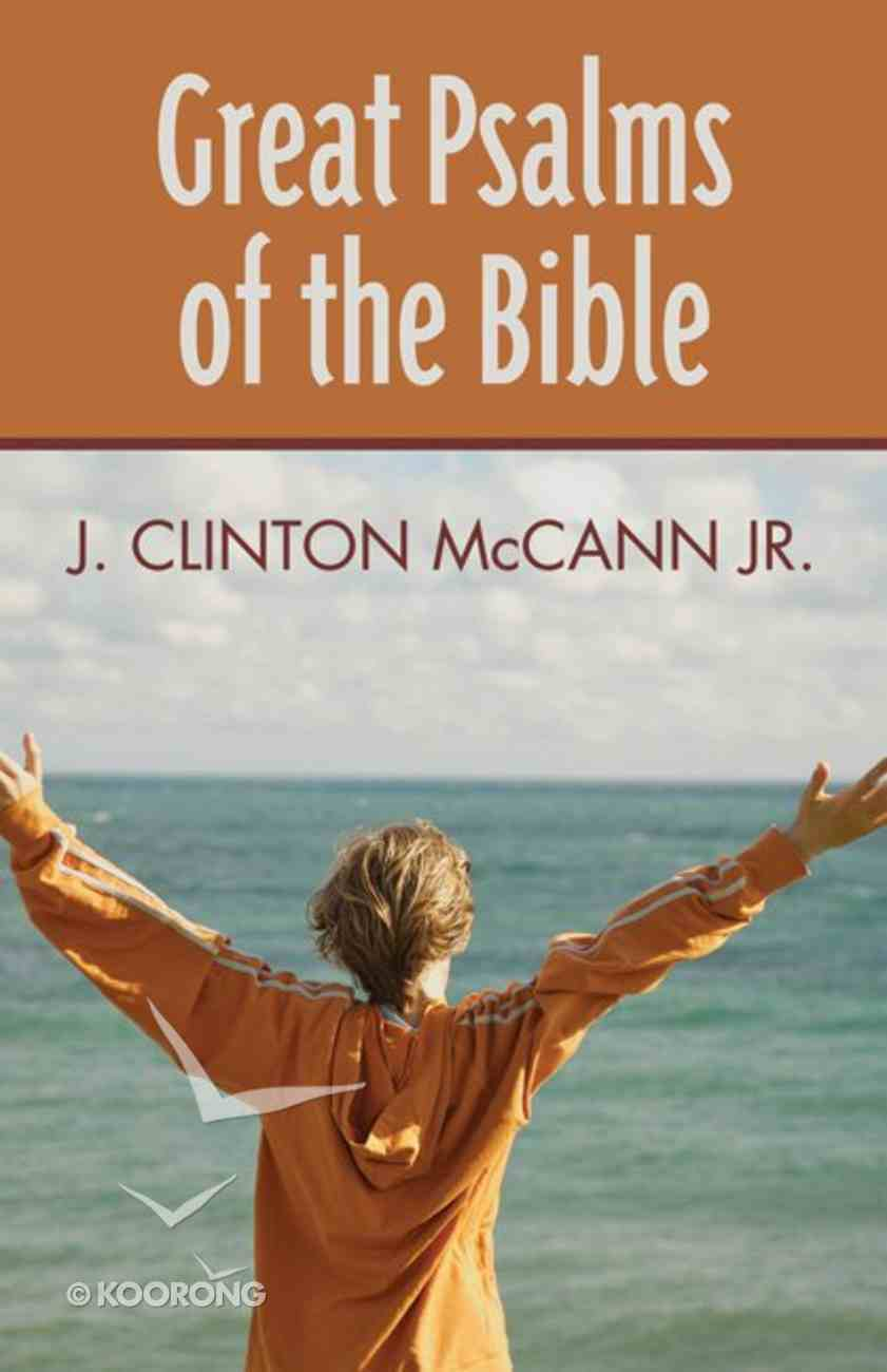 Great Psalms of the Bible eBook