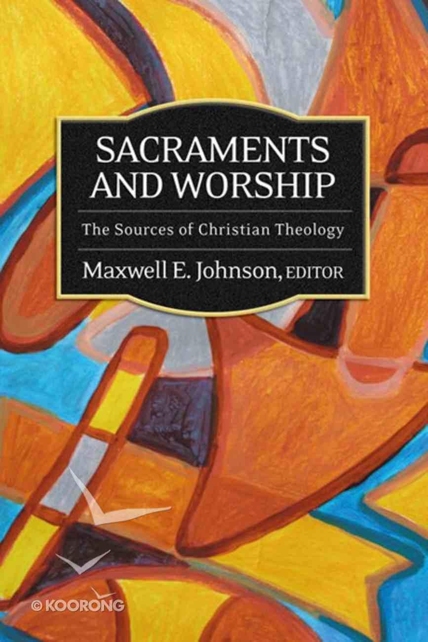 Sacraments and Worship eBook