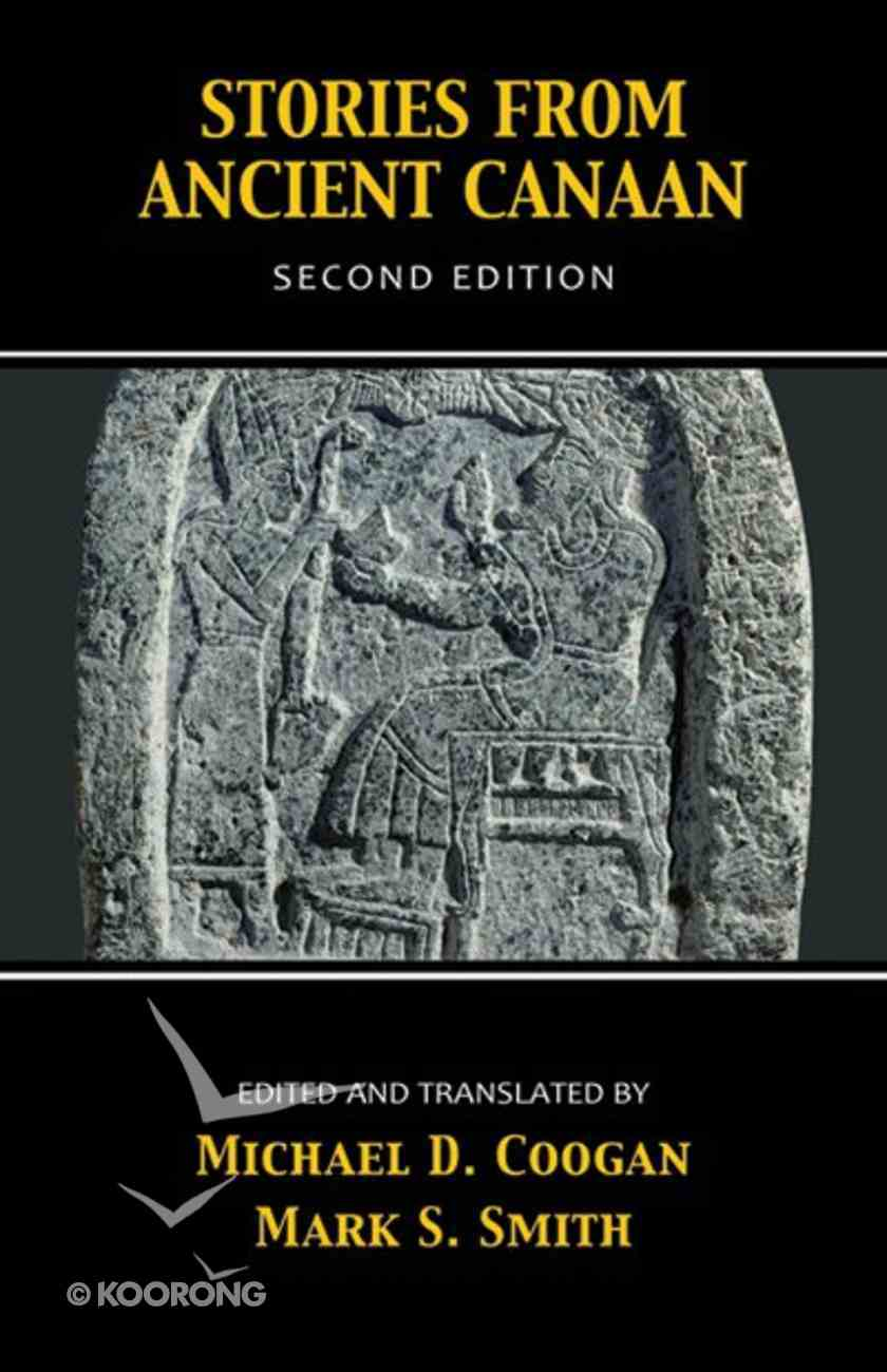 Stories From Ancient Canaan (2nd Edition) eBook