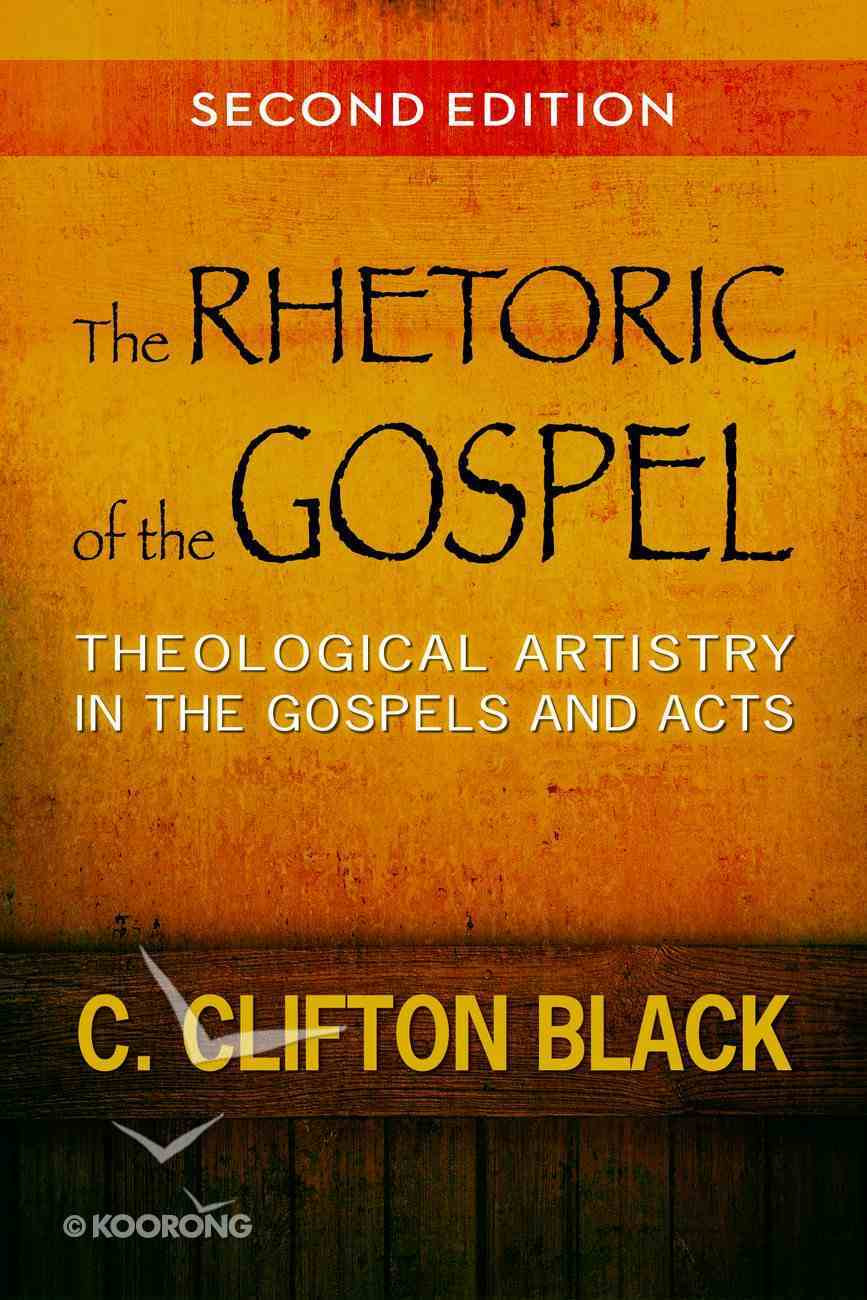 The Rhetoric of the Gospel, Second Edition eBook