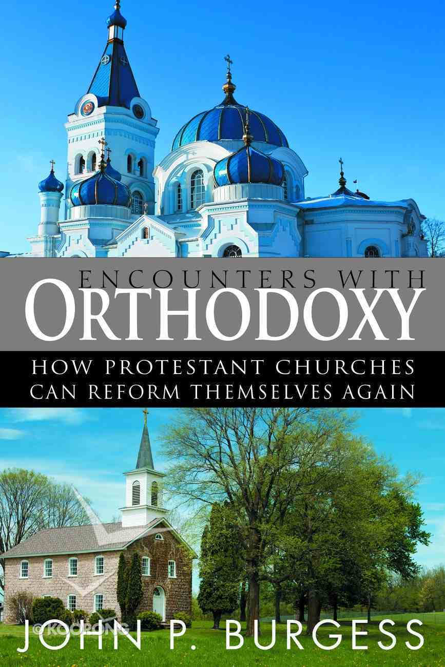 Encounters With Orthodoxy: How Protestant Churches Can Reform Themselves Again eBook