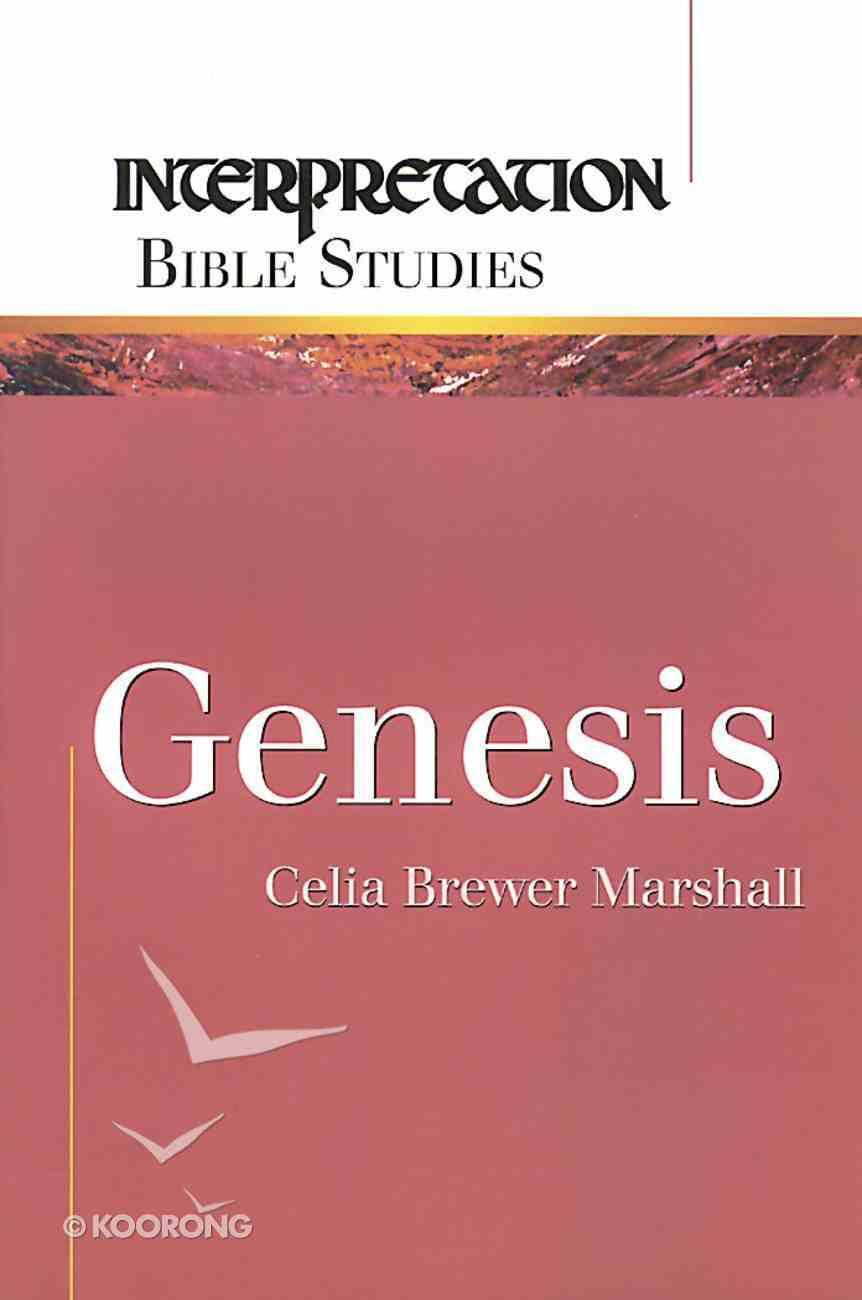 Genesis (Interpretation Bible Study Series) eBook