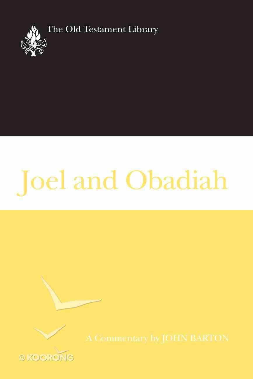 Joel and Obadiah (2001) (Old Testament Library Series) eBook