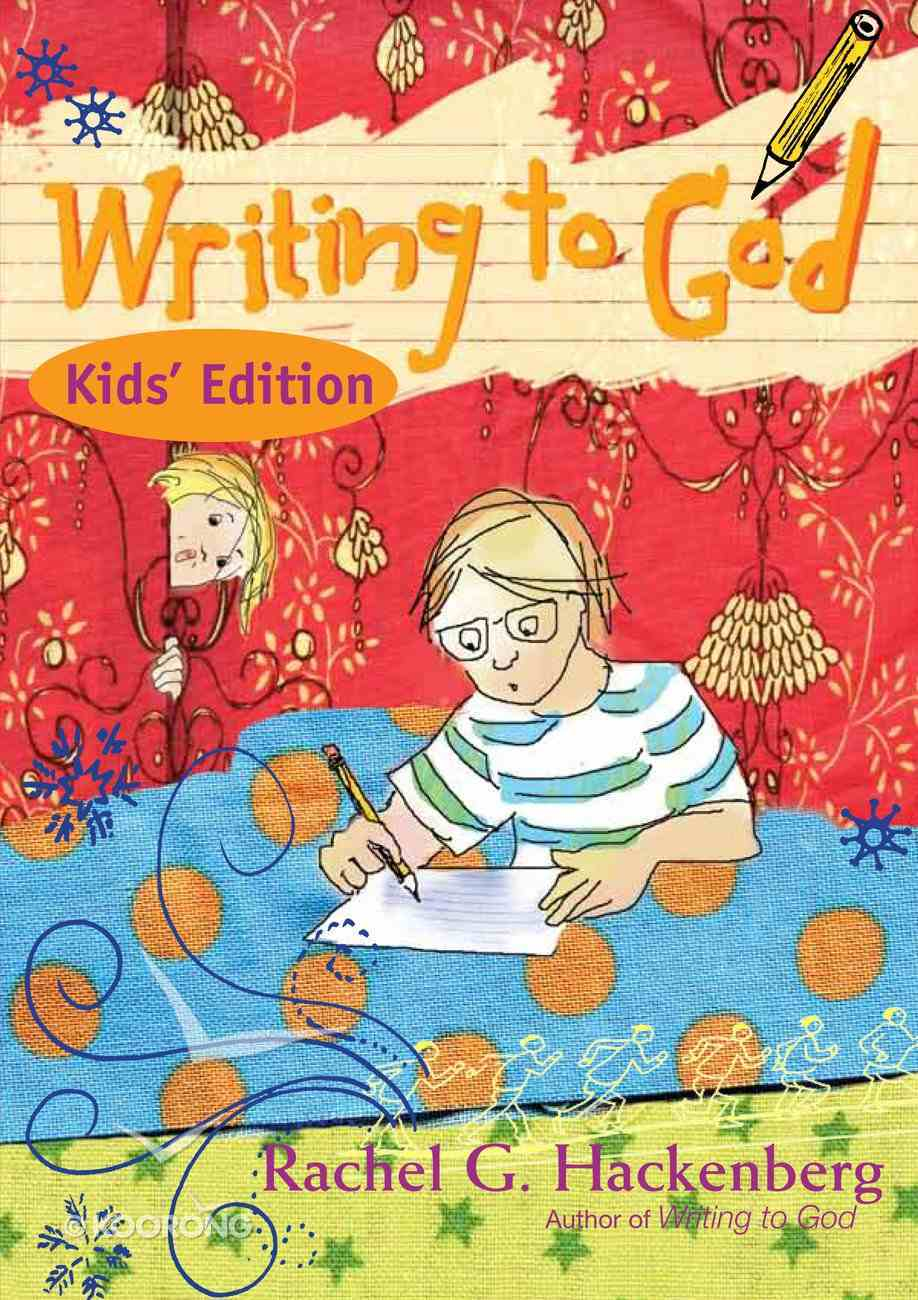 Writing to God eBook