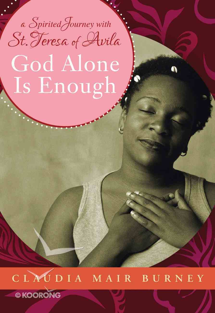 God Alone is Enough eBook