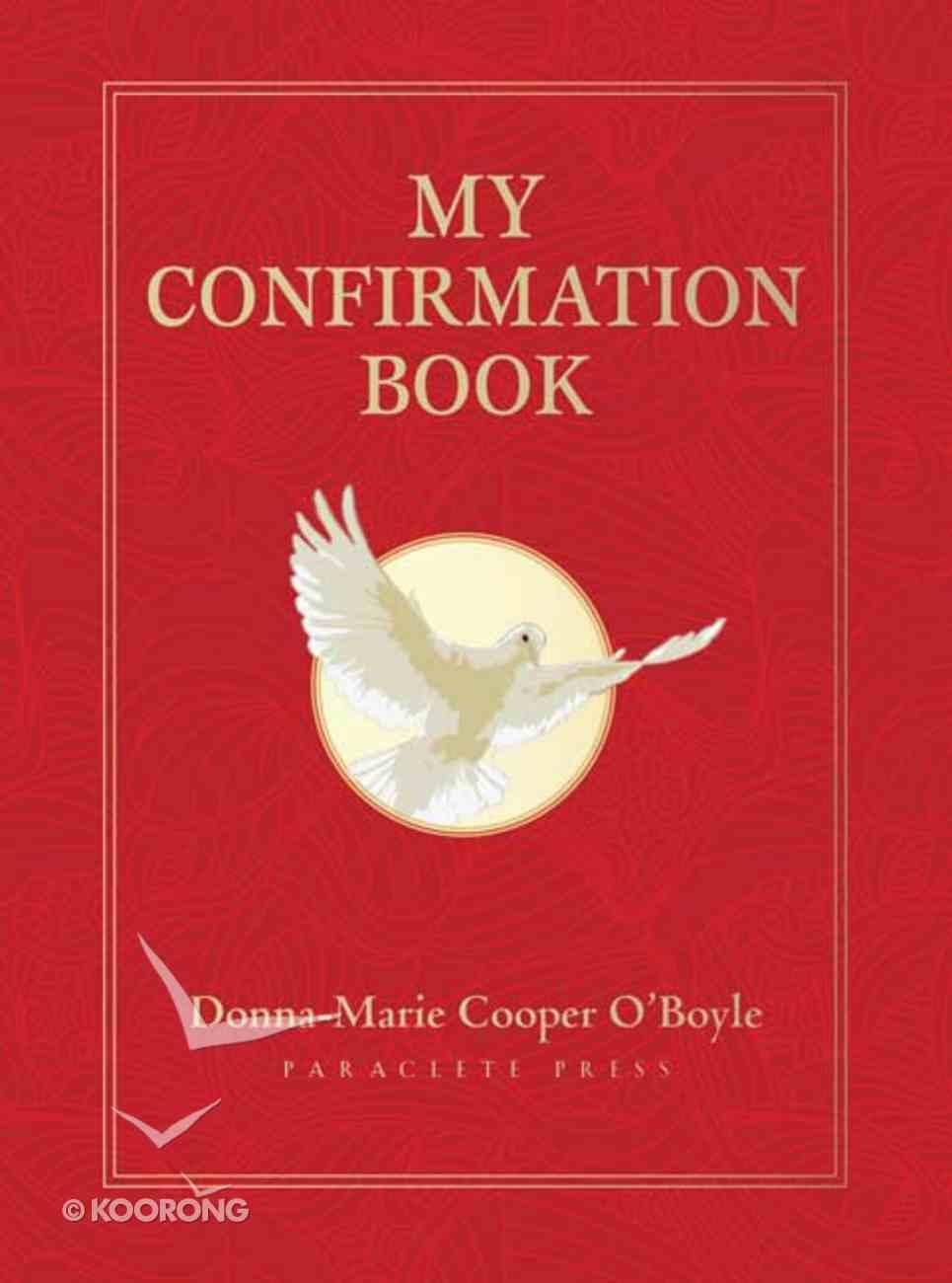 My Confirmation Book eBook