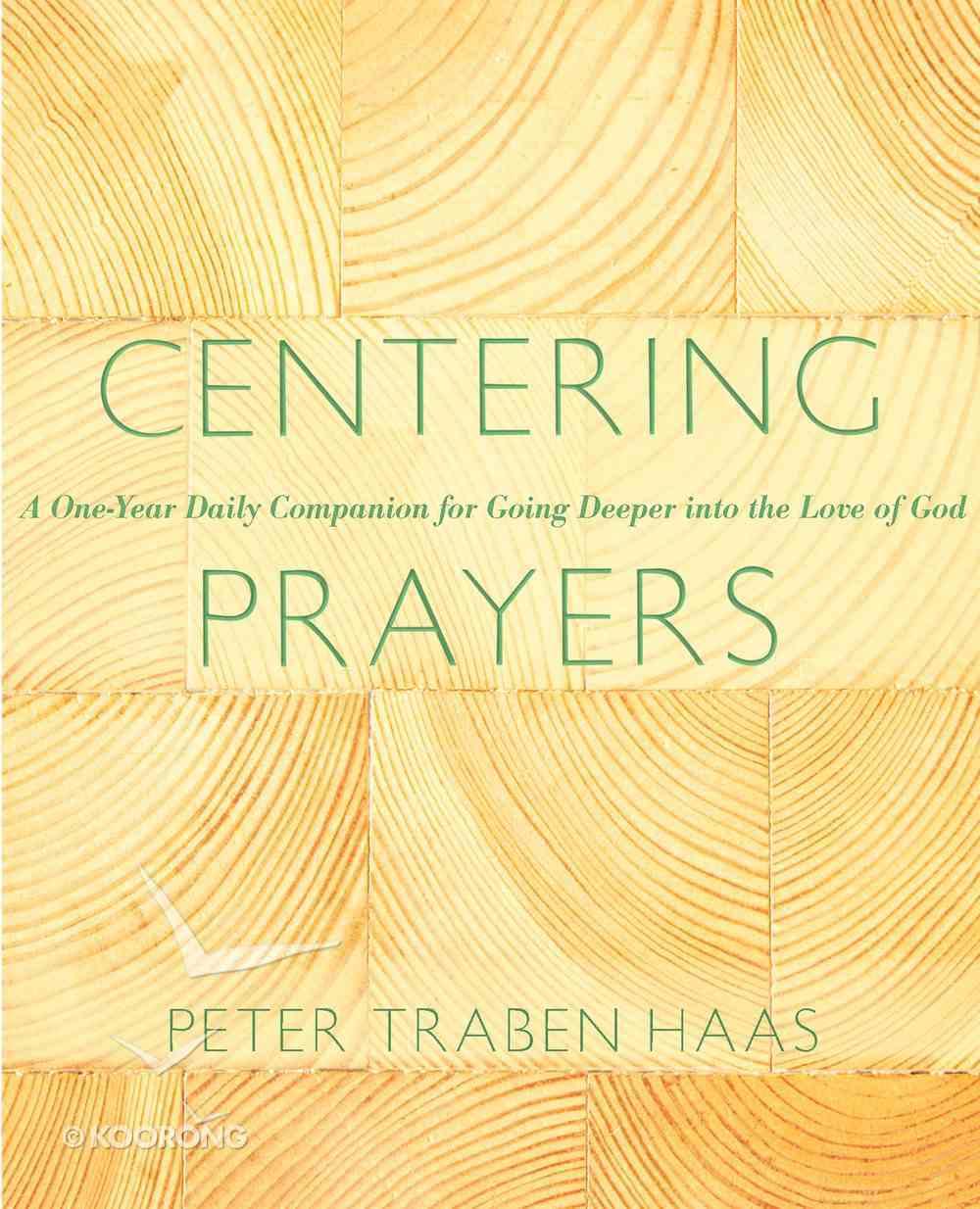 Centering Prayers eBook