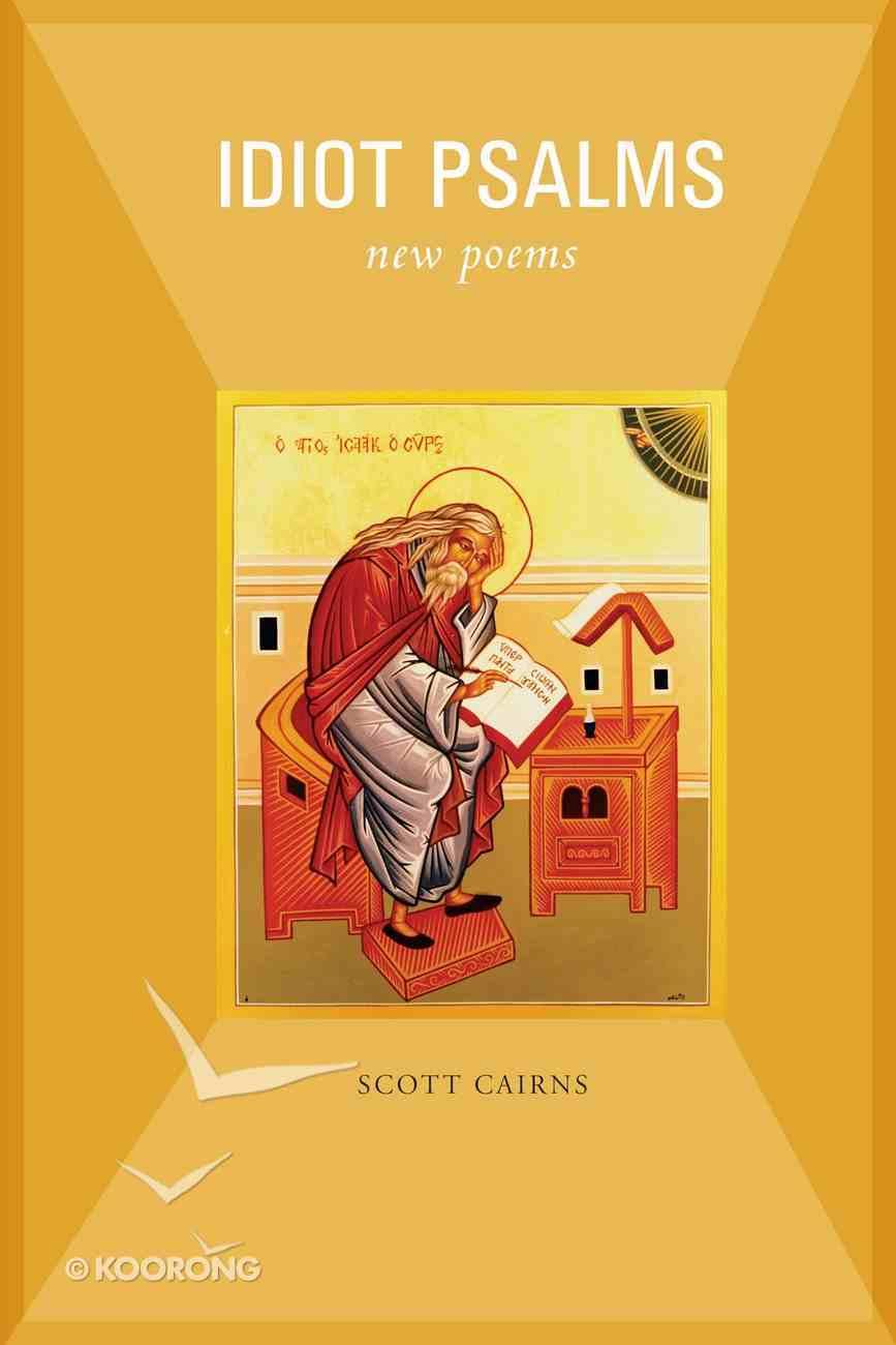 Idiot Psalms eBook