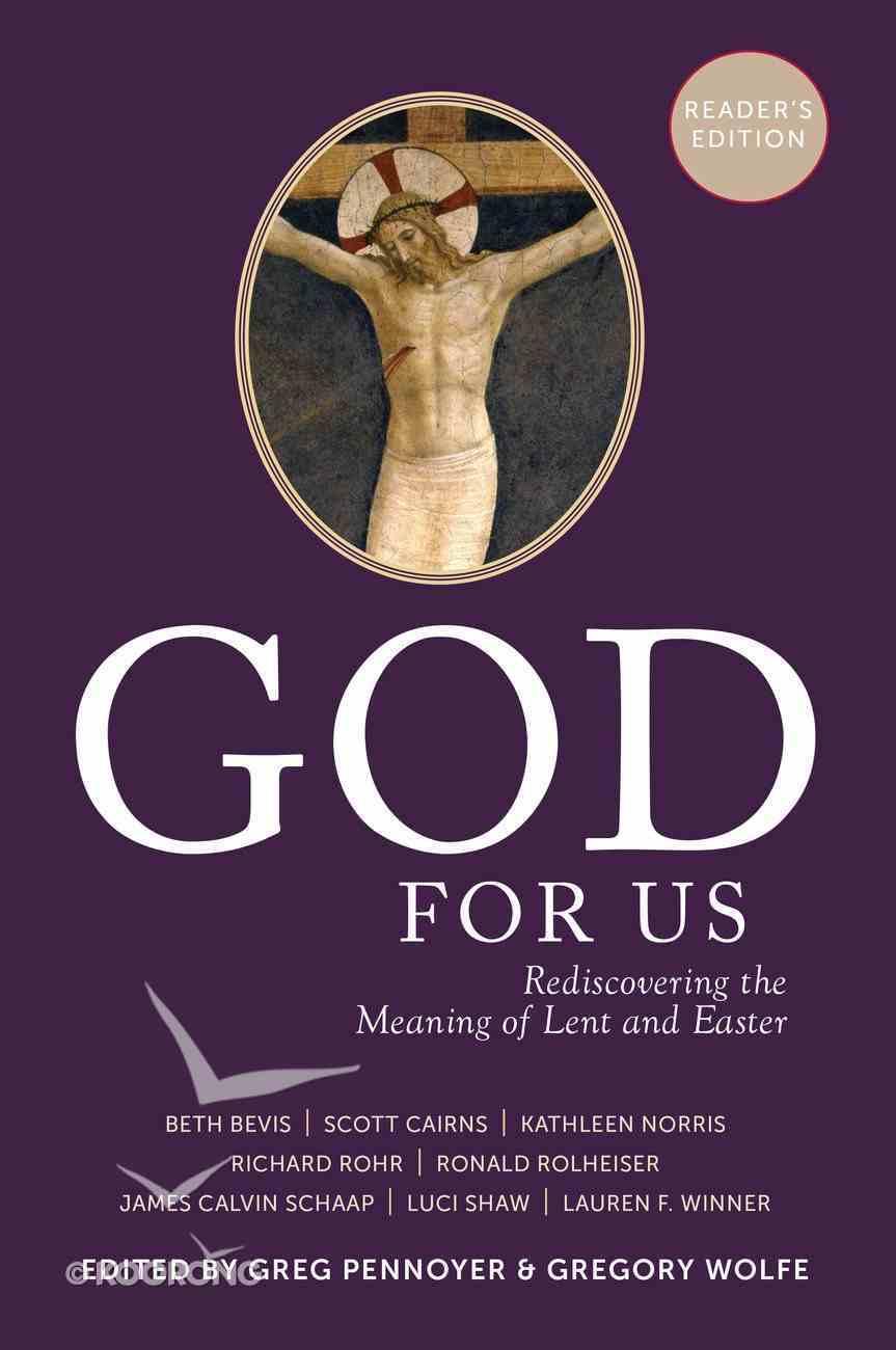 God For Us Reader's Edition eBook