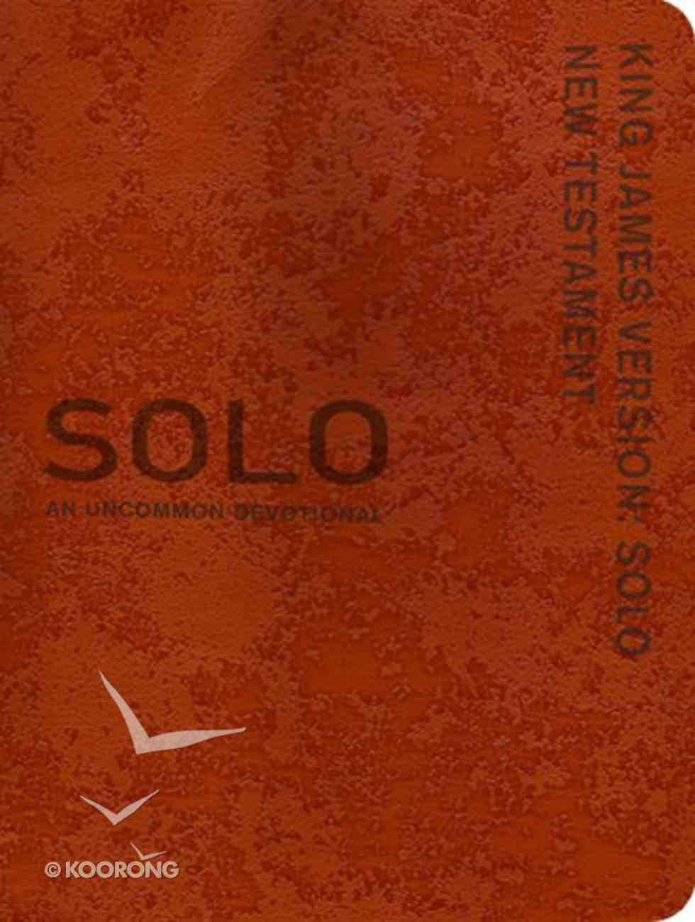 Solo New Testament (Kjv) eBook