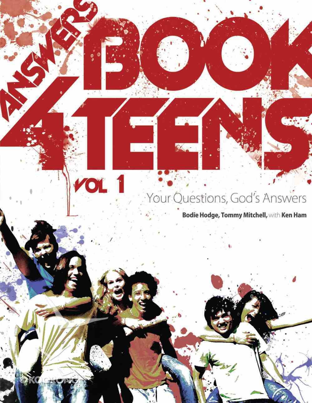 Answers Book 4 Teens (Volume 1) eBook