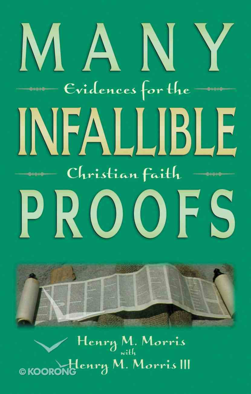 Many Infallible Proofs eBook