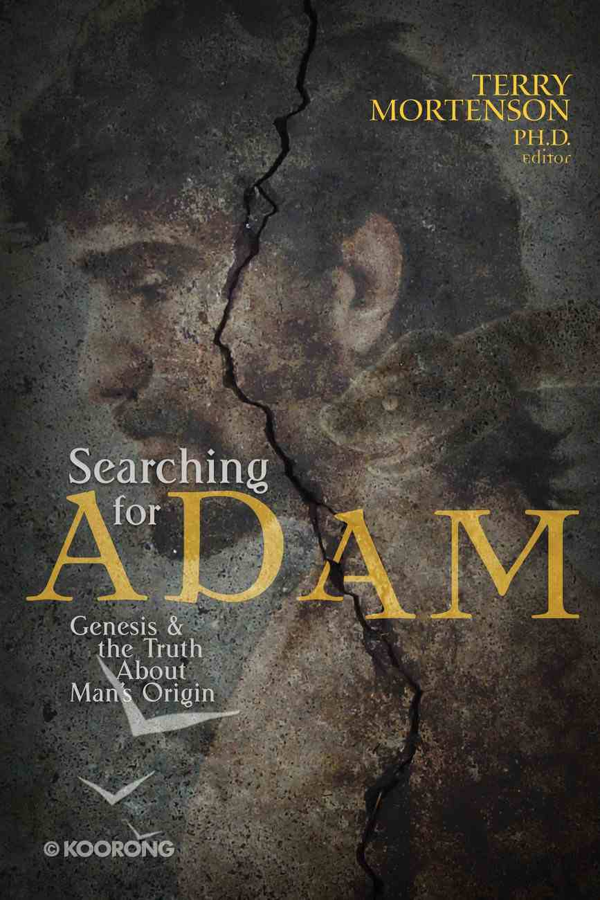 Searching For Adam eBook