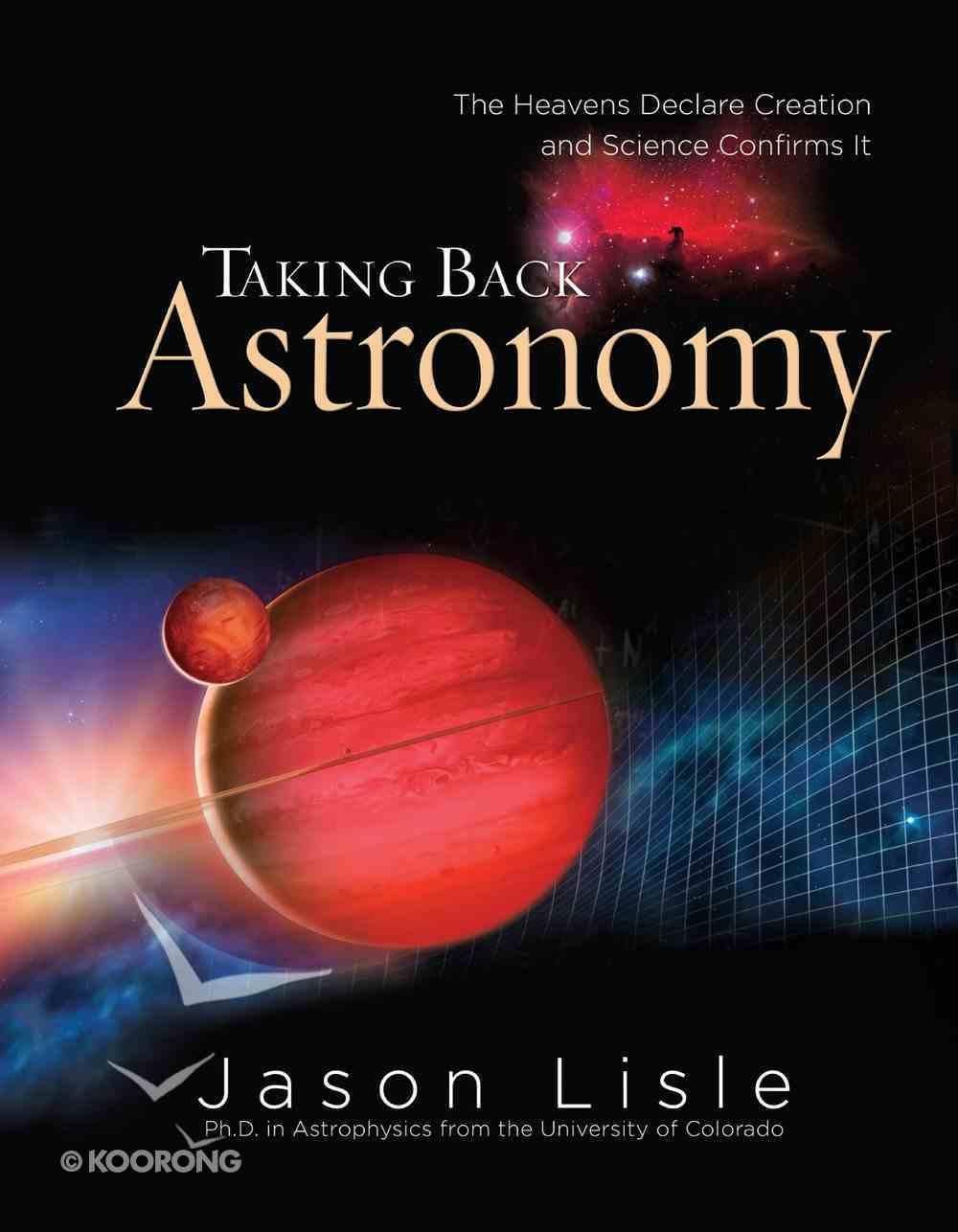 Taking Back Astronomy eBook