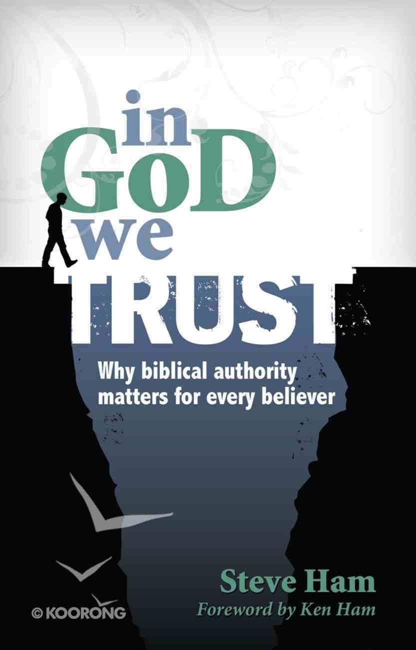 In God We Trust eBook