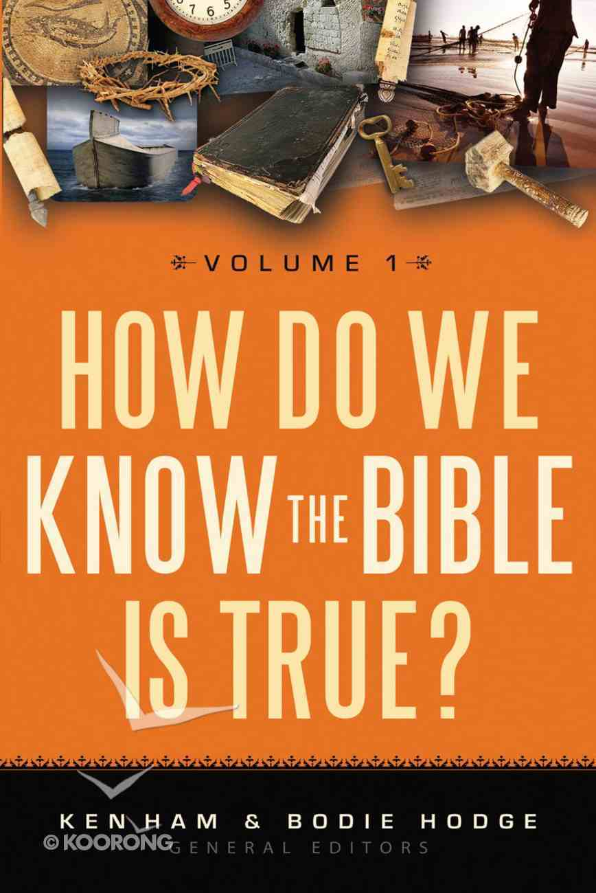 How Do We Know the Bible is True? #01 eBook