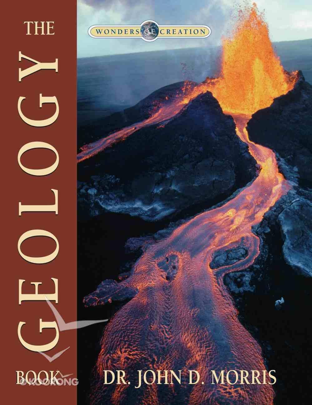 The Geology Book (Wonders Of Creation Series) eBook