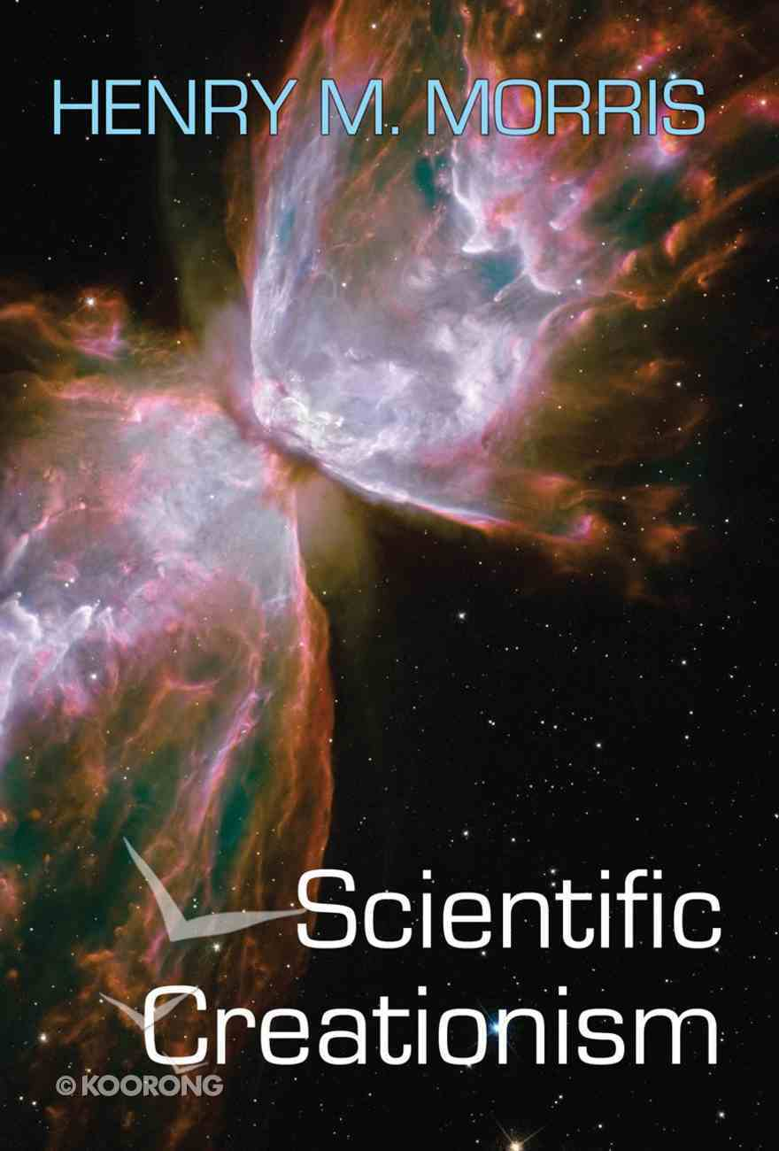 Scientific Creationism eBook