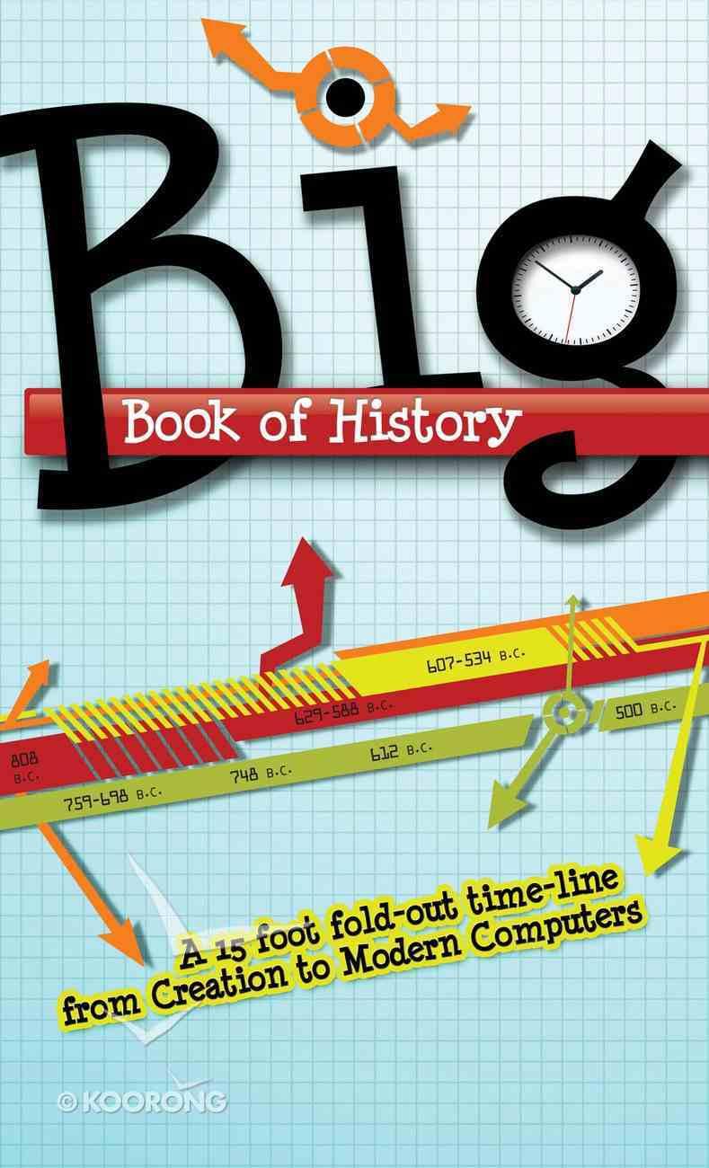 Big Book of History eBook