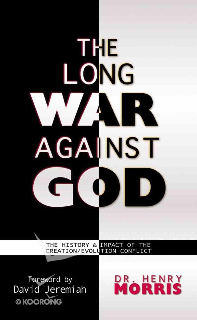 Long War Against God,The eBook