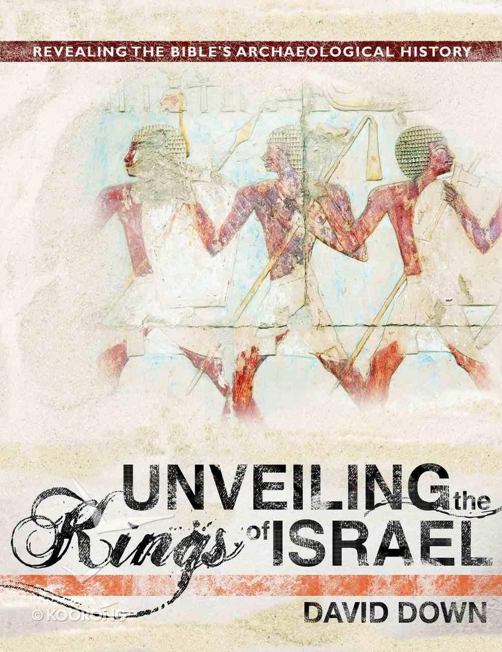 Unveiling the Kings of Israel eBook