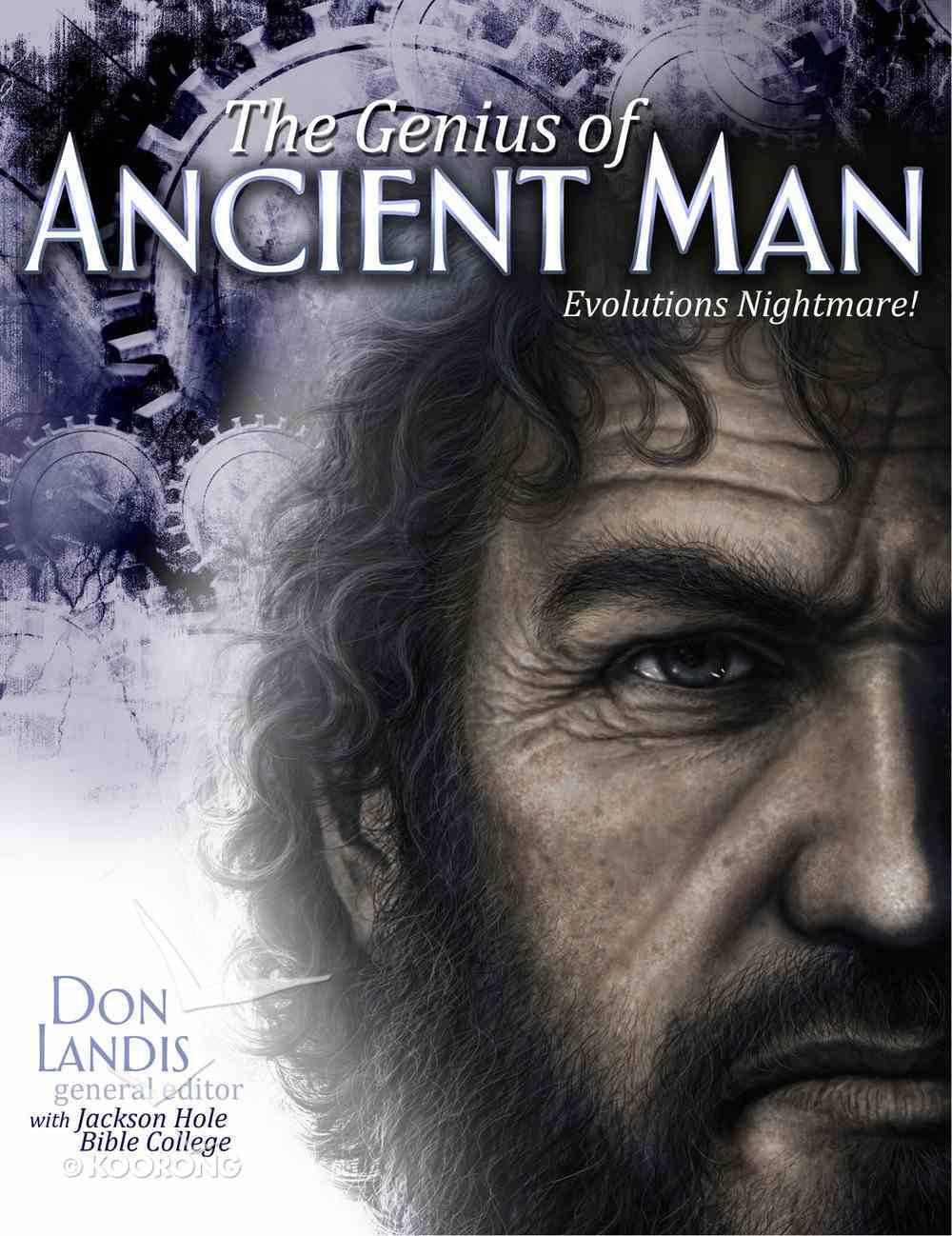 The Genius of Ancient Man eBook