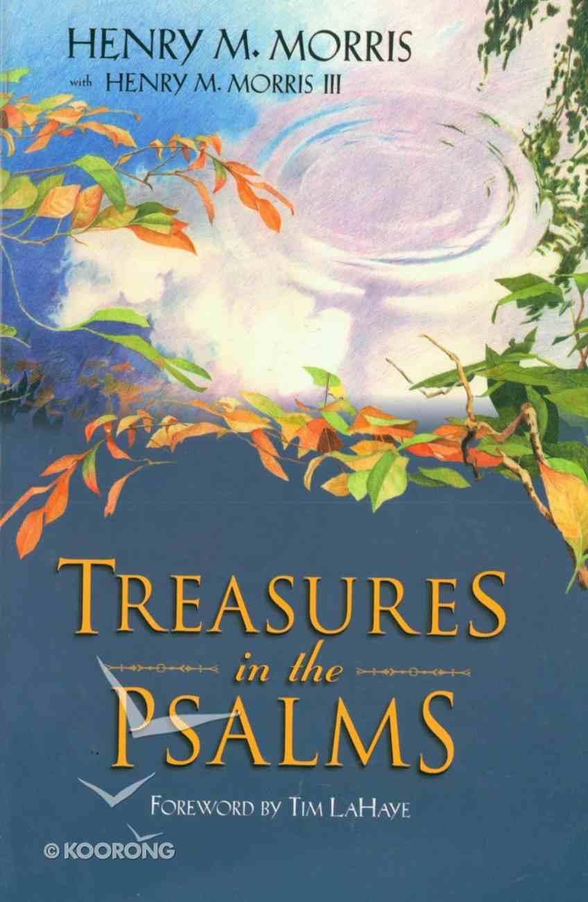 Treasures in the Psalms eBook