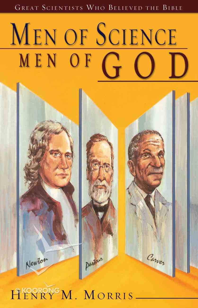 Men of Science, Men of God eBook