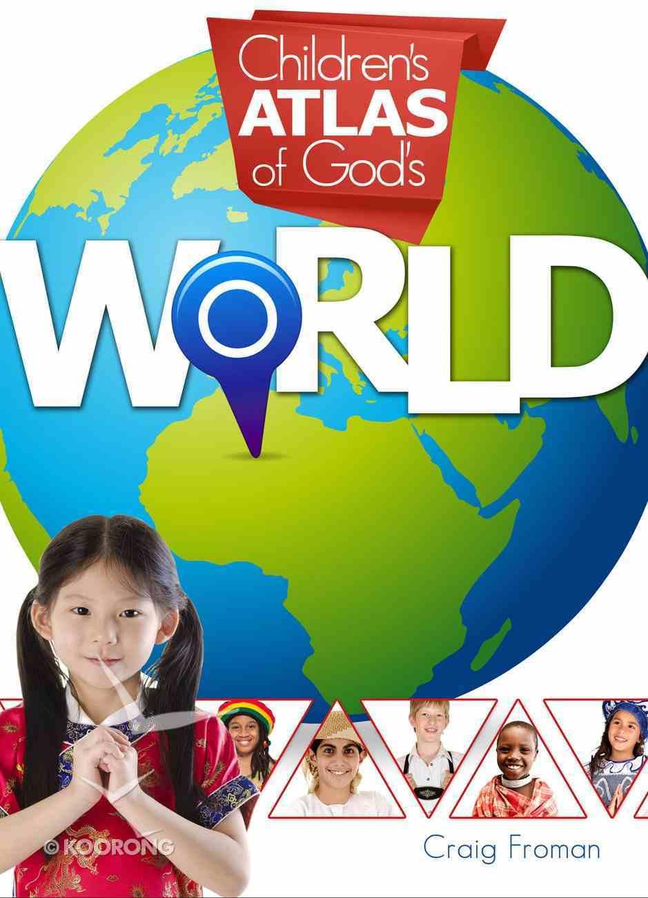 Children's Atlas of God's World eBook